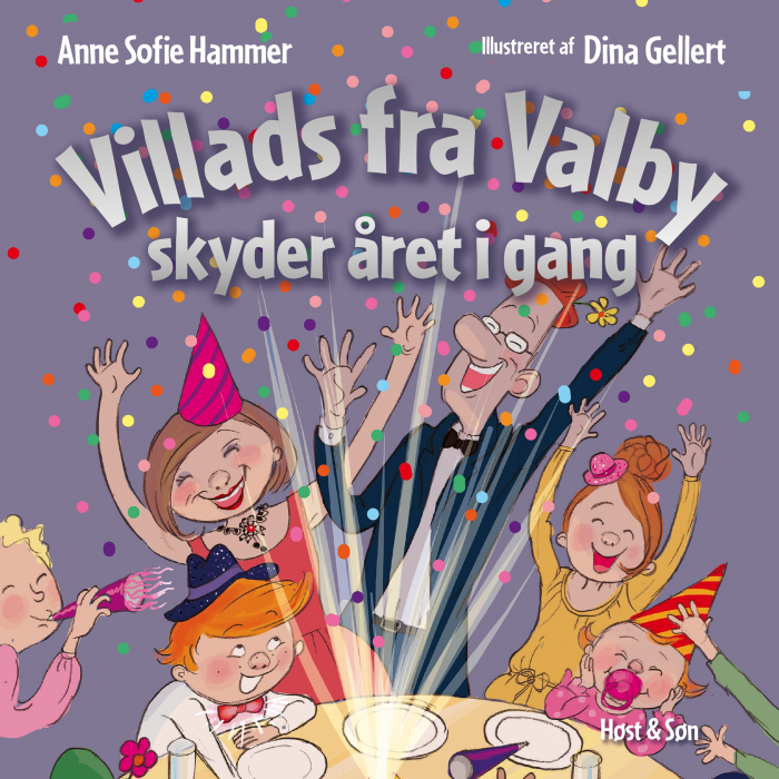 Image of Villads fra Valby skyder året i gang (Lydbog)