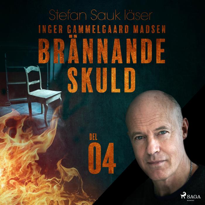 Image of   Brännande skuld: Del 4 (Lydbog)