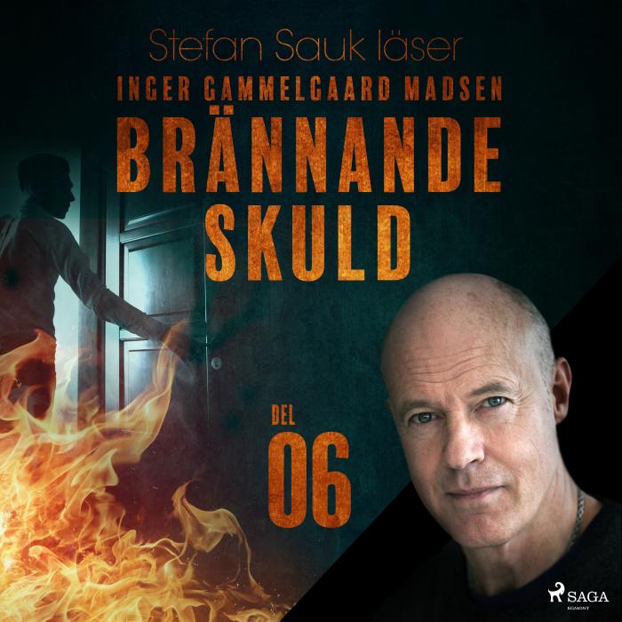 Image of   Brännande skuld: Del 6 (Lydbog)