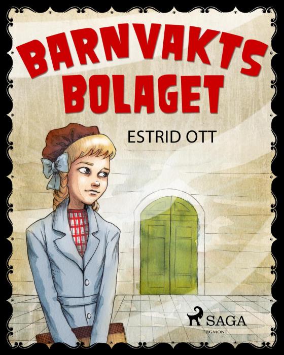 Image of   Barnvaktsbolaget (E-bog)