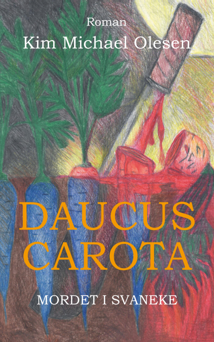 Billede af Daucus Carota Mordet i Svaneke (E-bog)