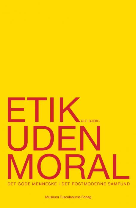 Billede af Etik uden moral (E-bog)