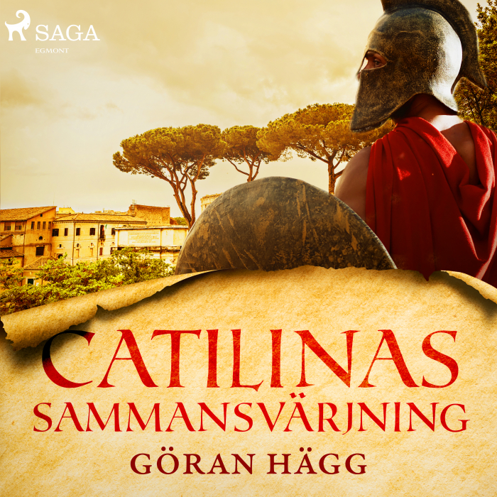 Catilinas sammansvärjning (Lydbog)