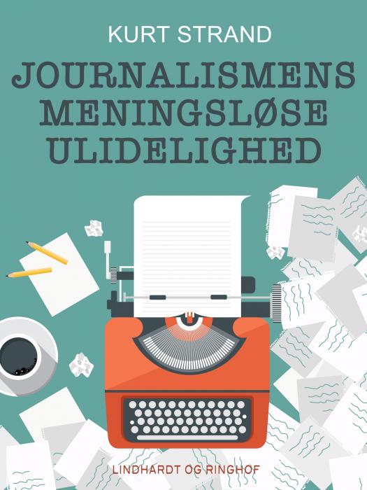 Journalismens meningsløse ulidelighed (E-bog)