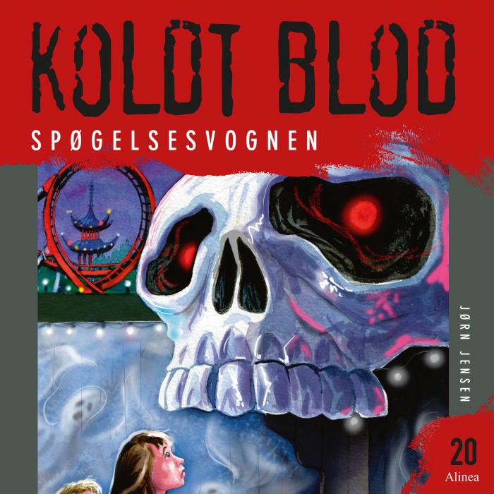Koldt Blod 20 - Spøgelsesvognen (Lydbog)