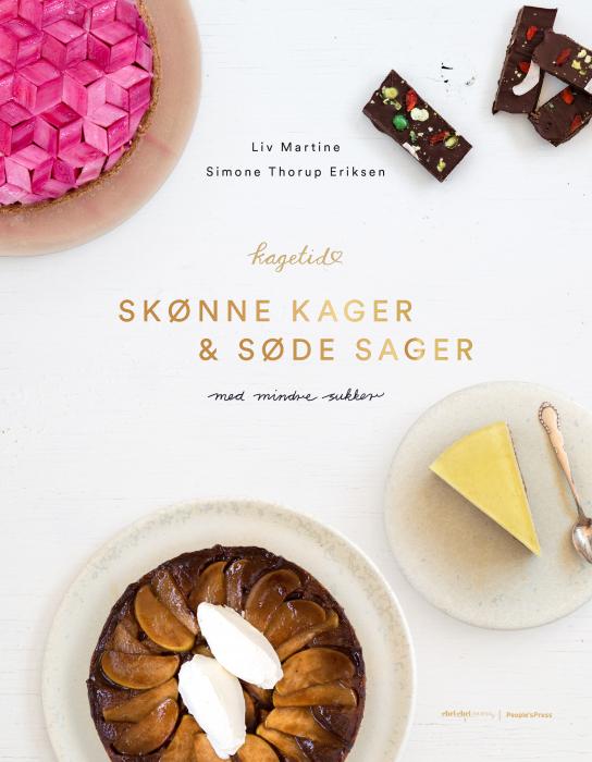 Skønne kager og søde sager (E-bog)