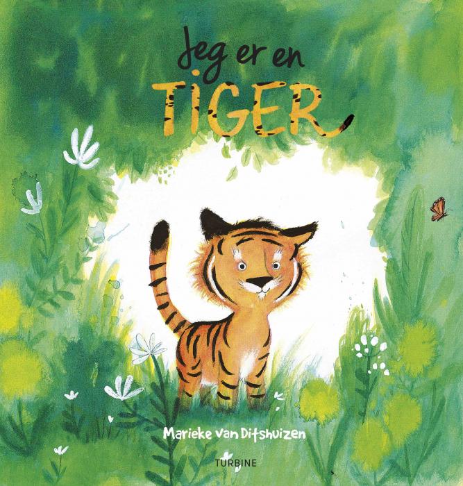 Jeg er en tiger (Bog)