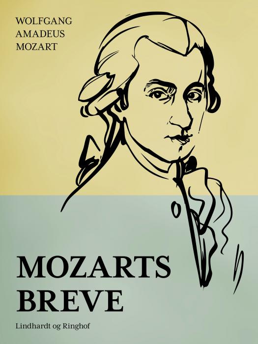 Mozarts breve (Bog)