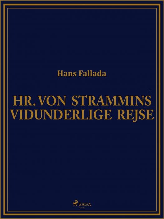 Hr. von Strammins vidunderlige rejse (Bog)