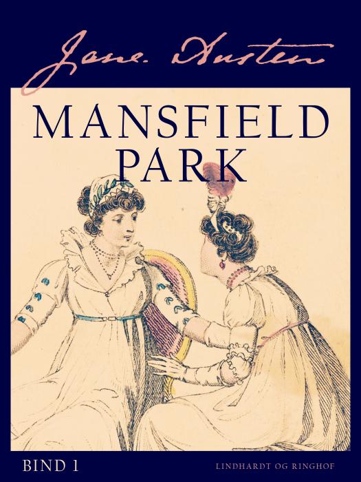 Mansfield Park - Bind 1 (Bog)