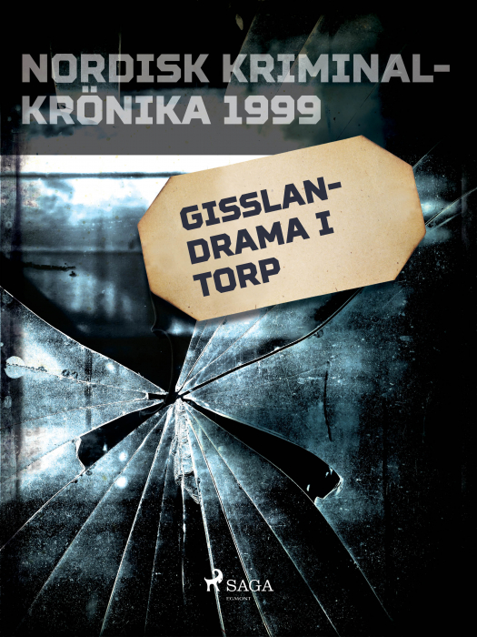 Gisslandrama i Torp (E-bog)