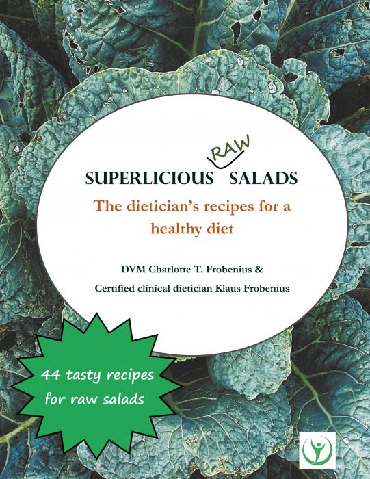 Superlicious  Raw Salads (E-bog)