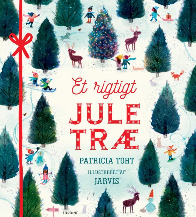Billede af Et rigtigt juletræ (Bog)