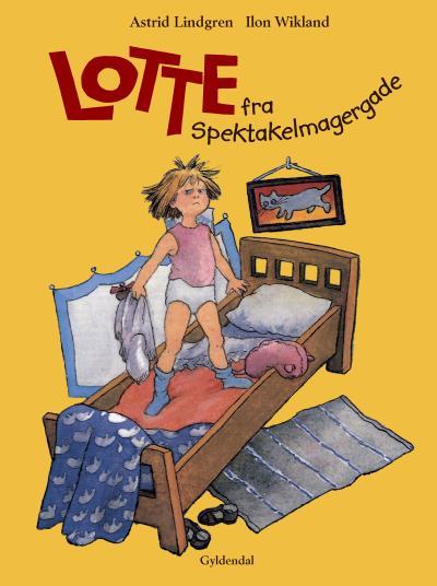Lotte fra Spektakelmagergade (Lydbog)