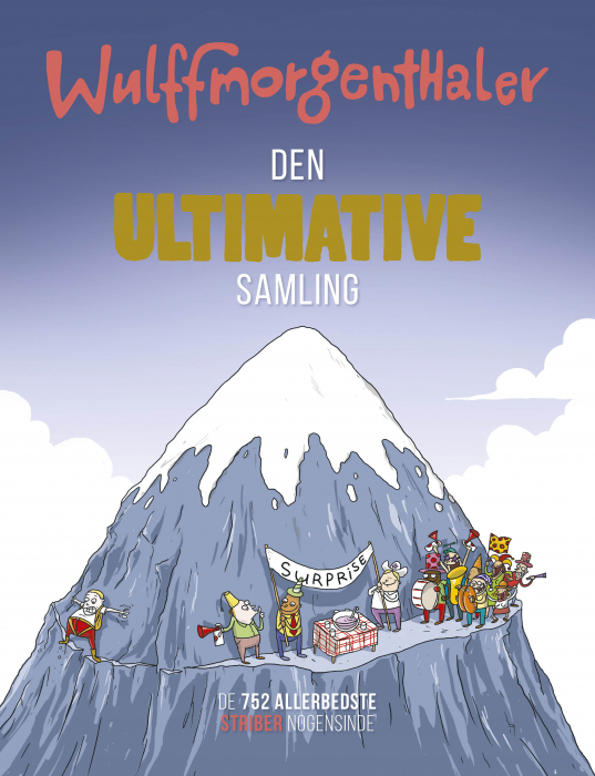 Wulffmorgenthaler - Den ultimative samling (Bog)
