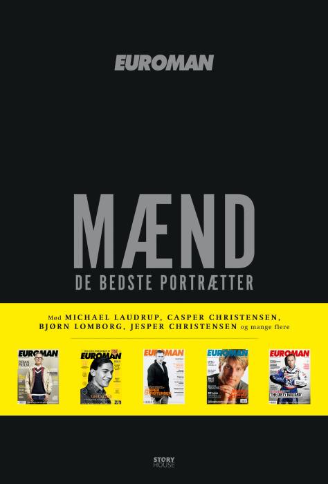 f0c30988922e Mænd - De bedste portrætter af Euroman som e-bog