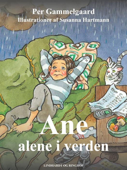 Ane alene i verden (E-bog)