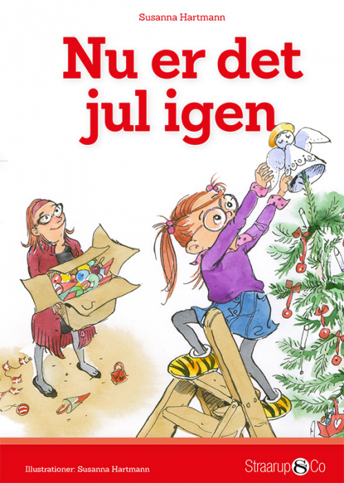 Nu er det jul igen (E-bog)