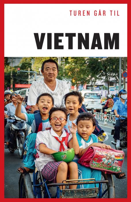 Turen går til Vietnam (Bog)