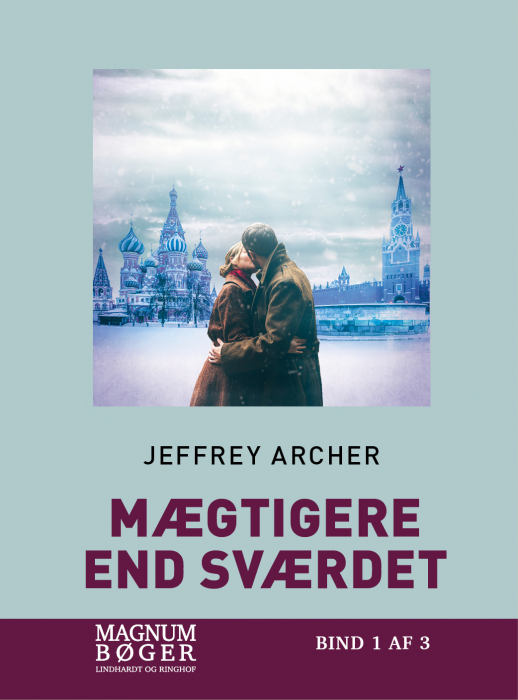 jeffrey archer bøger på dansk