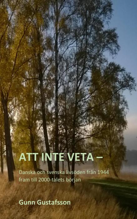 Att inte veta - Danska och svenska livsöden från 1944 fram till 2000-talets början (Bog)