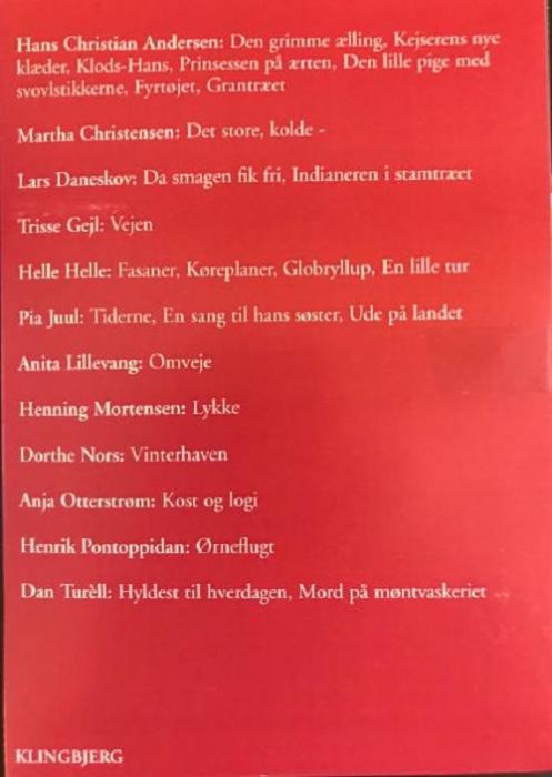 Lær dansk med Klempaa - Engelsk (Bog)