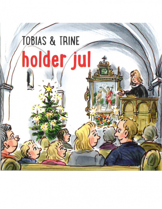 b3bef9fb5dbd Tobias   Trine holder jul af Malene Fenger-Grøndahl som bog