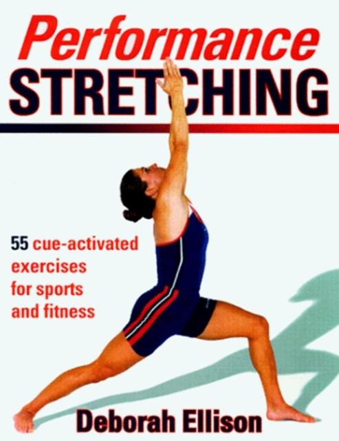 Performance Stretching af Deborah Ellison